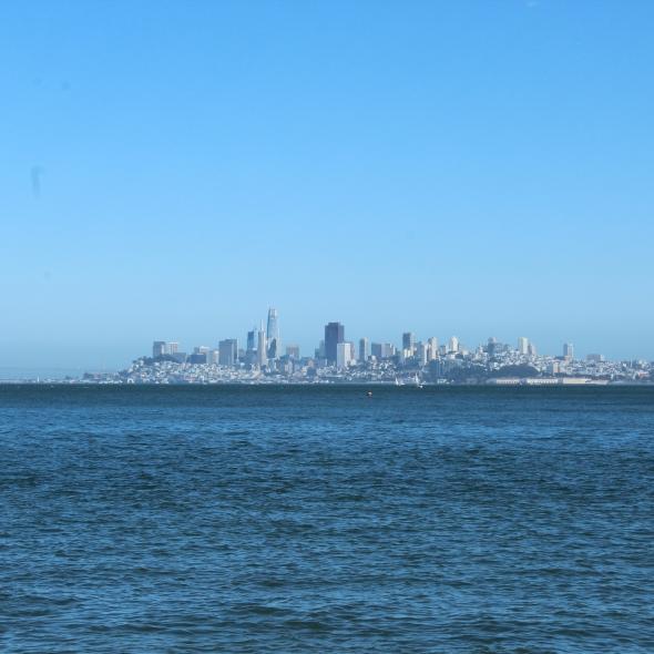 San Francisco desde Sausalito